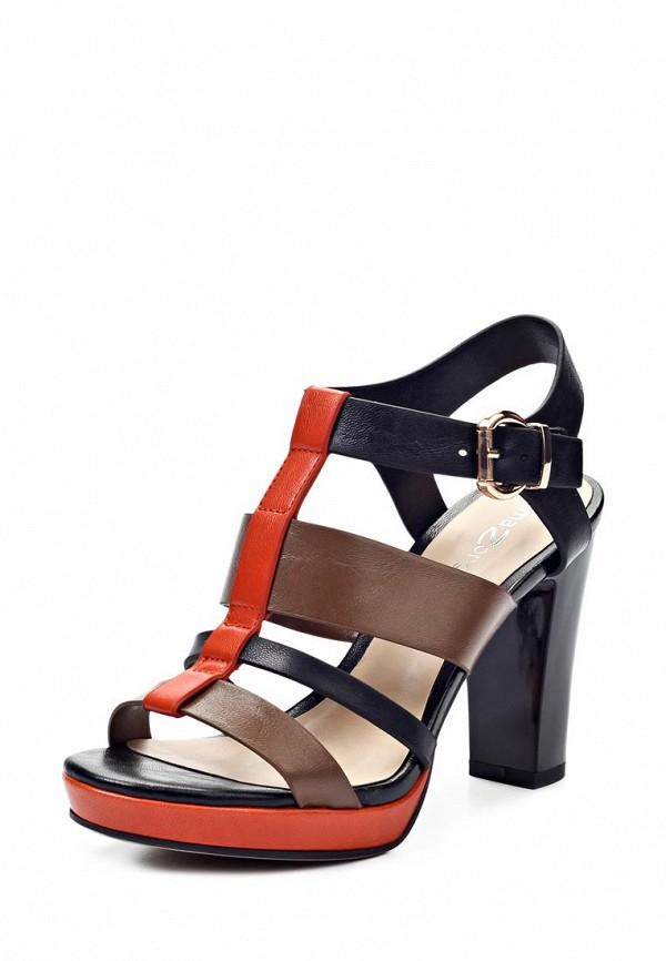 Босоножки на каблуке Amazonga 15-3001-01-4/1/15: изображение 2