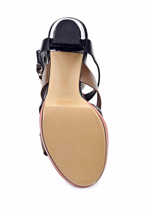 Босоножки на каблуке Amazonga 15-3001-01-4/1/15: изображение 5