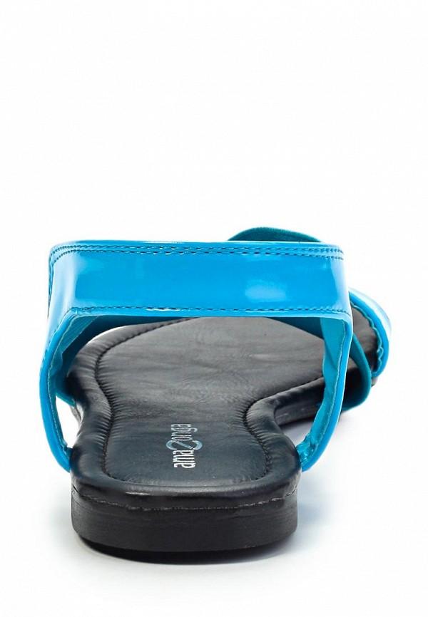 Женские сандалии Amazonga 144-9202-01-14: изображение 2