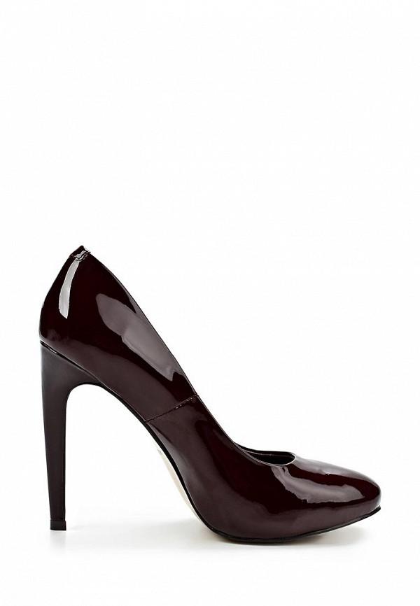 фото Туфли на шпильке Antonio Biaggi AN003AWCMX88, бордовые лакированные