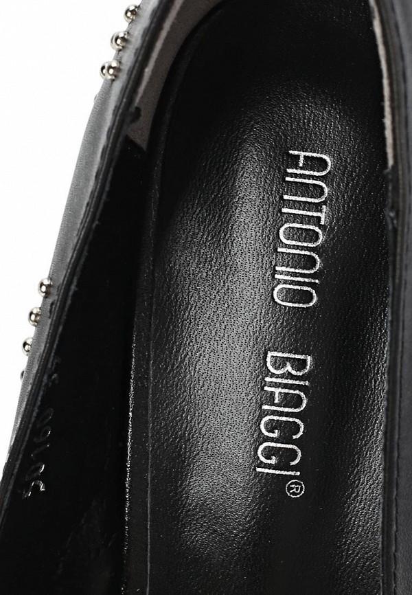 фото Туфли на каблуке-шпильке Antonio Biaggi AN003AWCMX97, черные