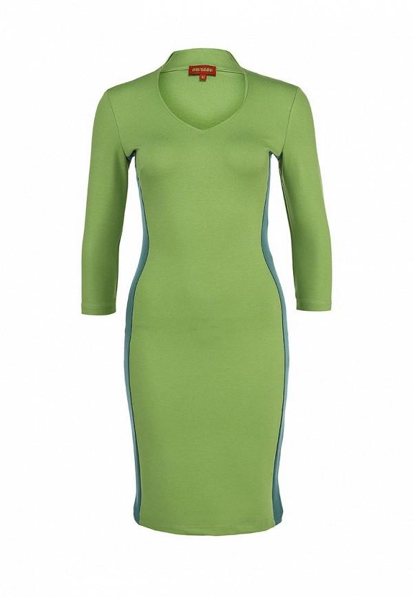 Повседневное платье Анна Чапман P60D-GRA