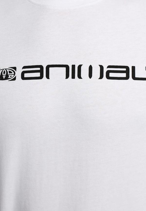 Футболка с надписями Animal CL4WE060: изображение 4