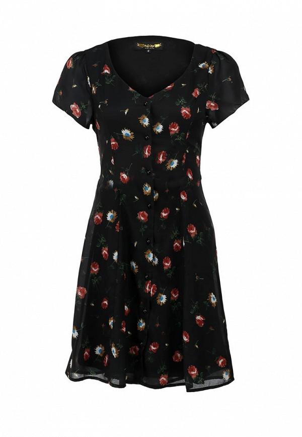 Платье-миди AngelEye London J09679: изображение 2