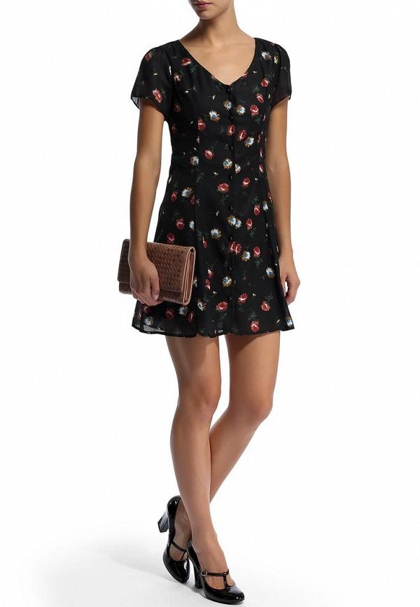 Платье-миди AngelEye London J09679: изображение 7