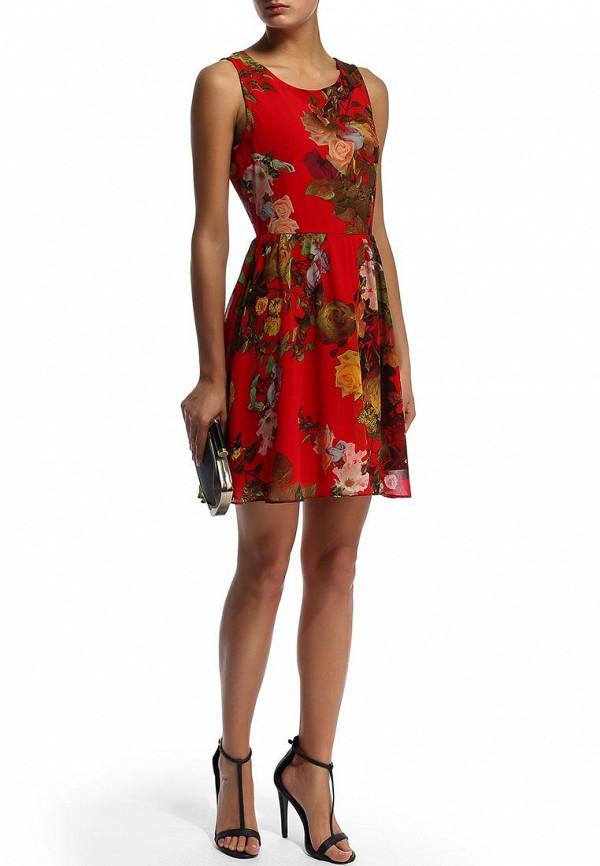 Платье-мини AngelEye London J09660: изображение 7