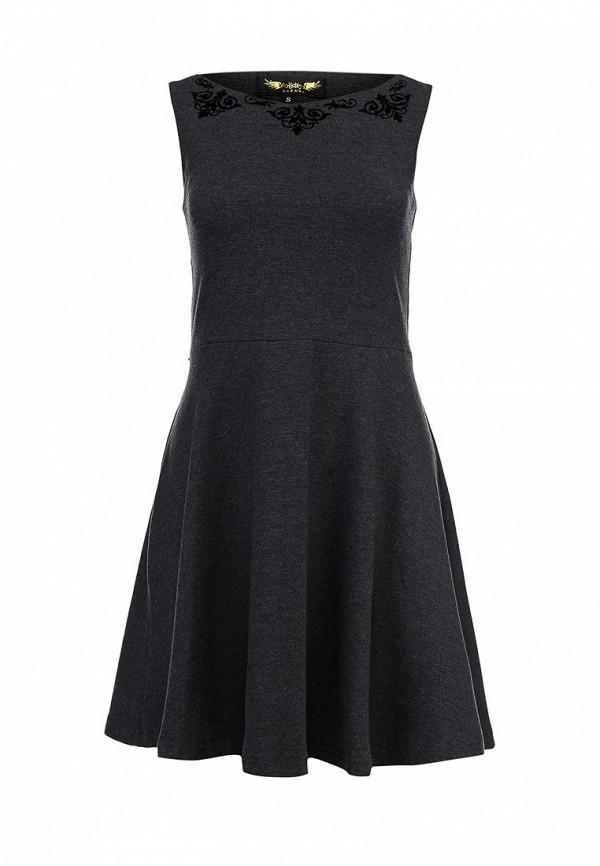 Платье-мини AngelEye London J09759: изображение 2