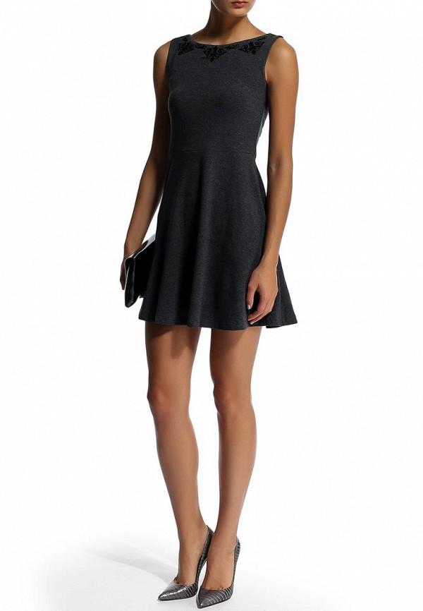 Платье-мини AngelEye London J09759: изображение 6
