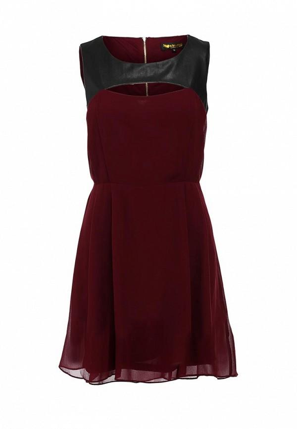 Платье-мини AngelEye London J09651: изображение 2