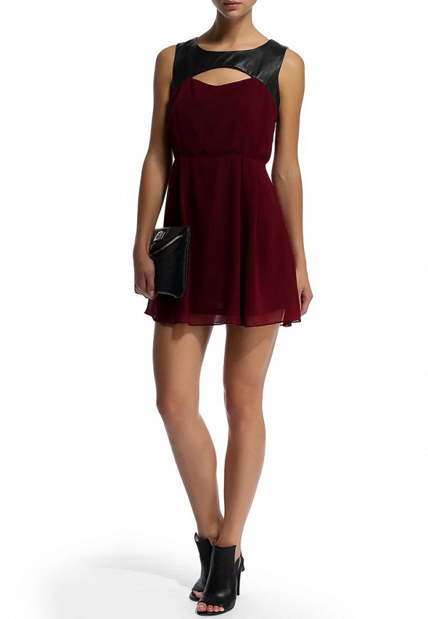 Платье-мини AngelEye London J09651: изображение 6