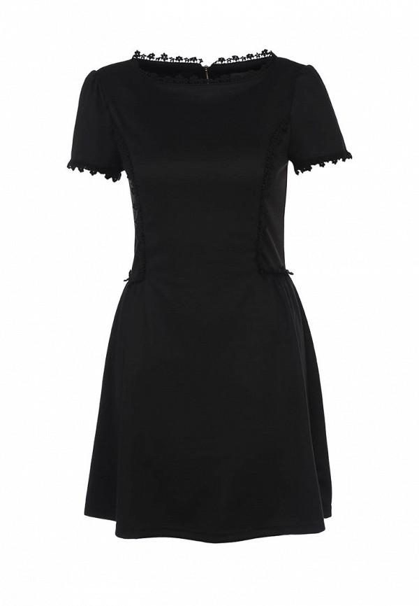 Платье-мини AngelEye London J09657: изображение 2