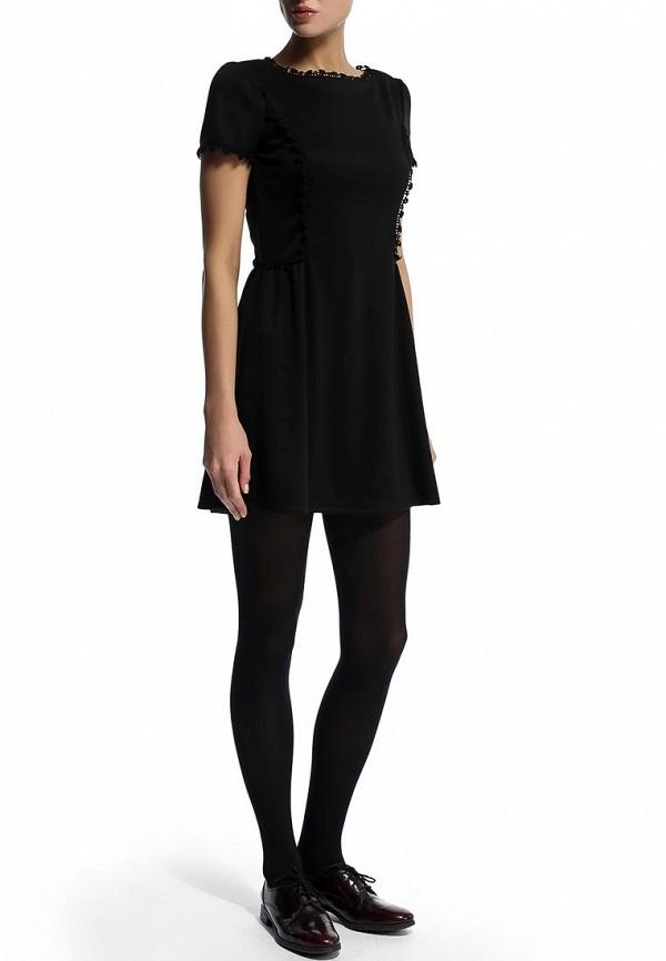 Платье-мини AngelEye London J09657: изображение 7