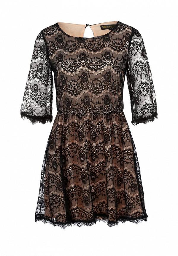 Платье-мини AngelEye London J09650: изображение 4
