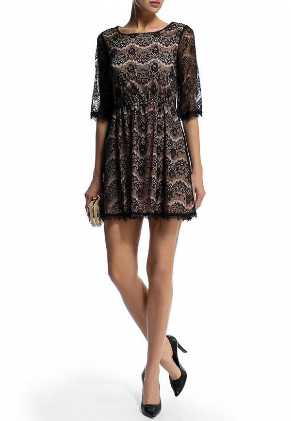 Платье-мини AngelEye London J09650: изображение 6