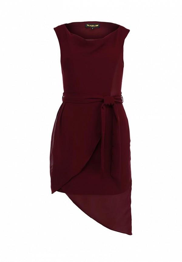 Платье-мини AngelEye London J09680: изображение 2