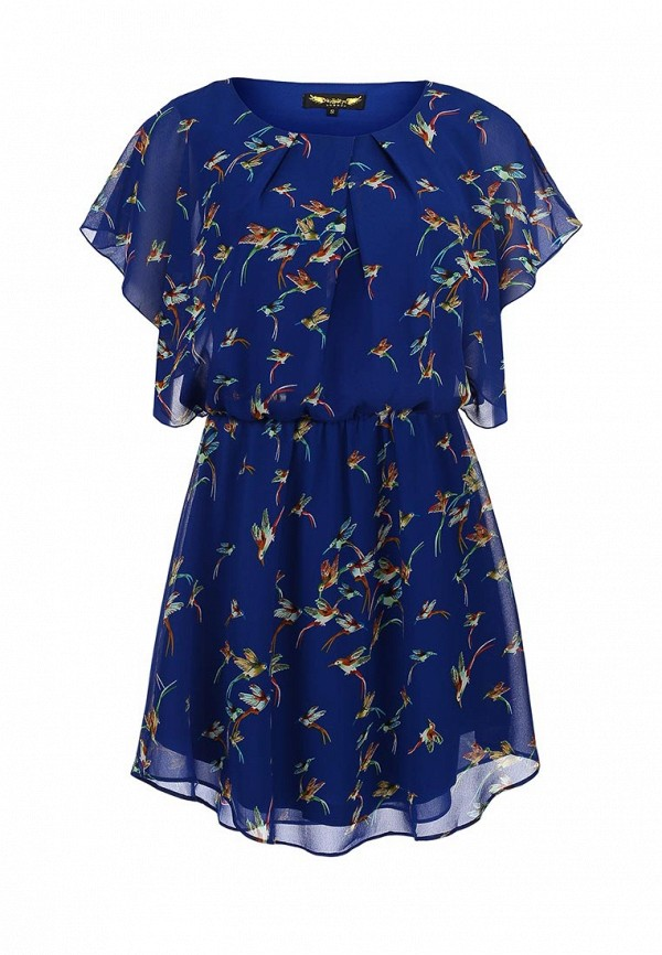 Платье-мини AngelEye London J09659: изображение 2