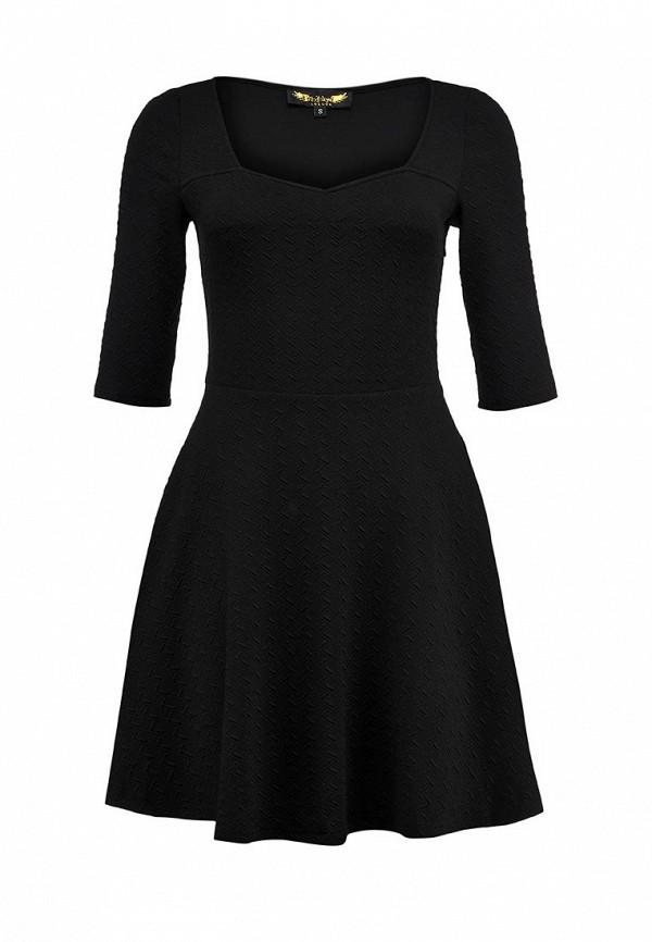 Платье-мини AngelEye London J09701: изображение 2