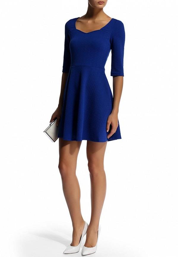 Платье-мини AngelEye London J09701: изображение 6
