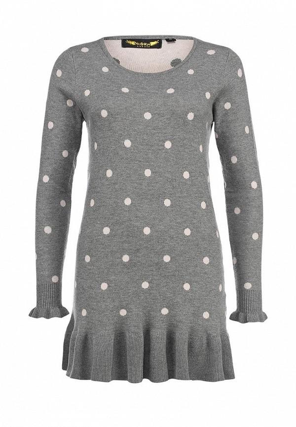 Вязаное платье AngelEye London M010195: изображение 2