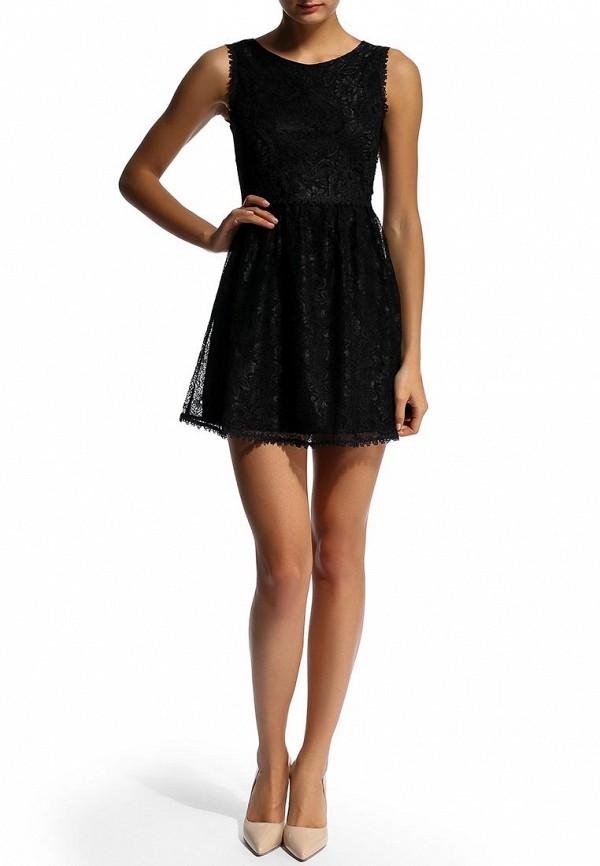 Платье-мини AngelEye London J09780: изображение 6