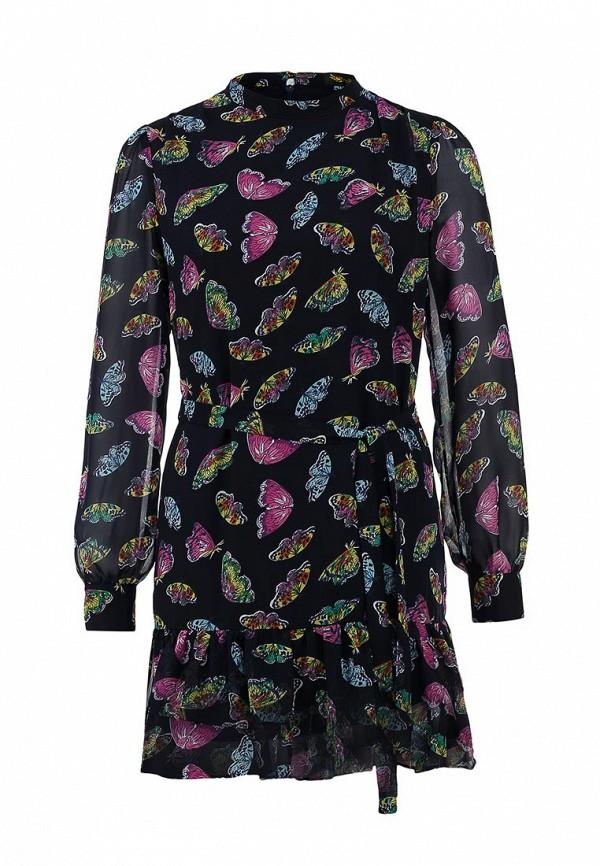 Платье-миди AngelEye London J09718: изображение 2