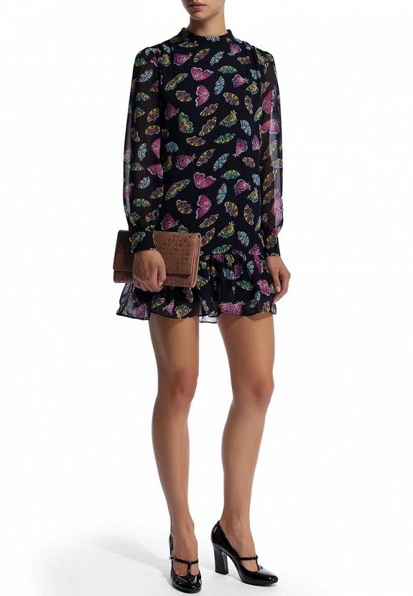 Платье-миди AngelEye London J09718: изображение 6