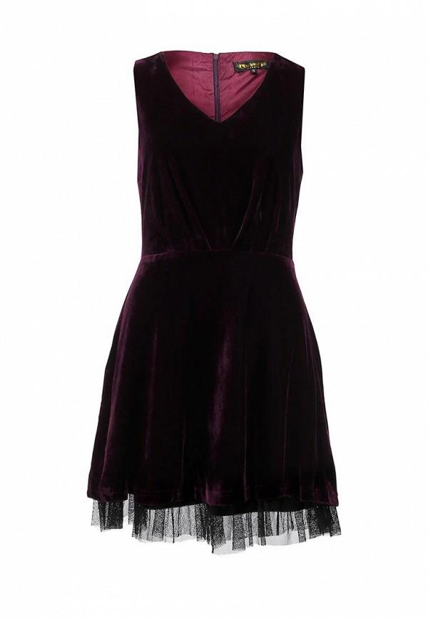 Платье-мини AngelEye London J09789: изображение 2