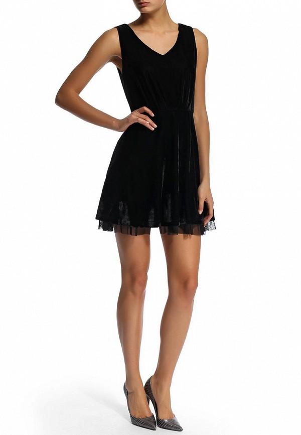 Платье-мини AngelEye London J09789: изображение 6