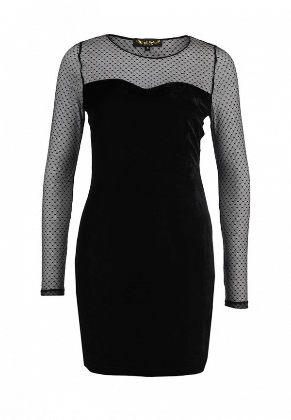 Платье-мини AngelEye London J09698: изображение 2