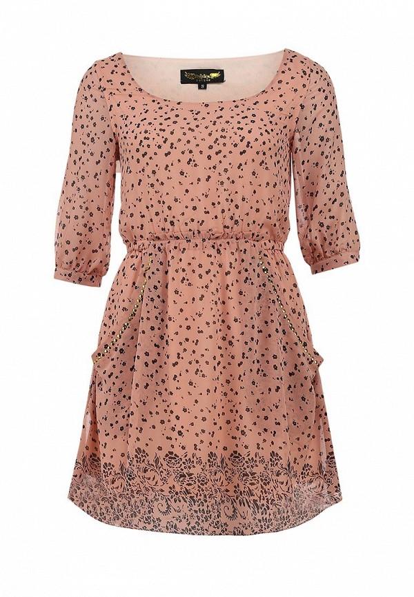 Платье-мини AngelEye London J09693: изображение 2