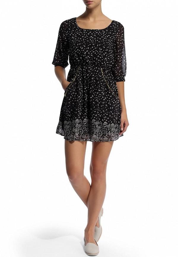 Платье-мини AngelEye London J09693: изображение 7