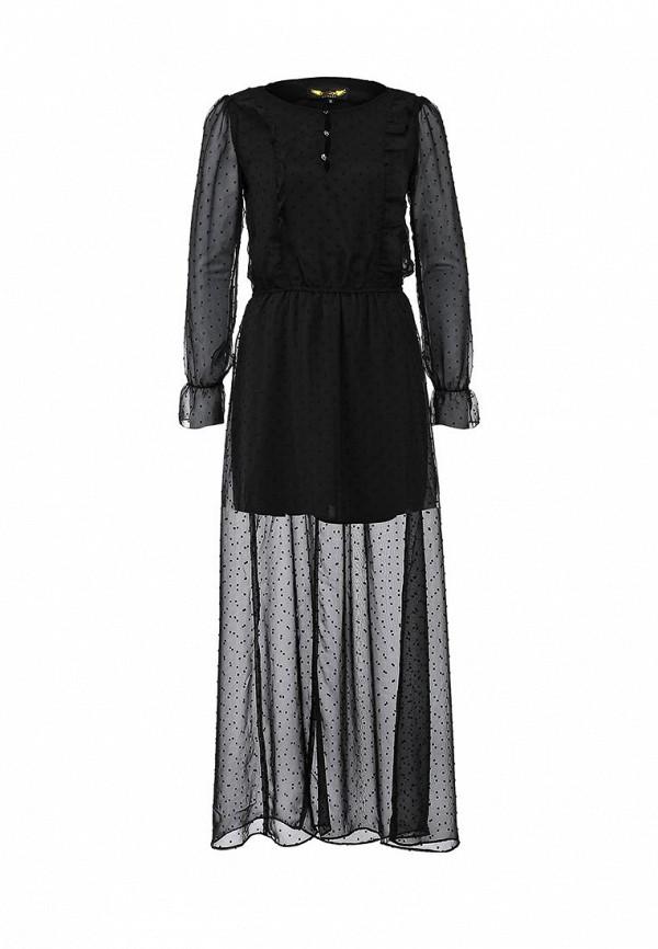 Платье-макси AngelEye London J09764: изображение 2