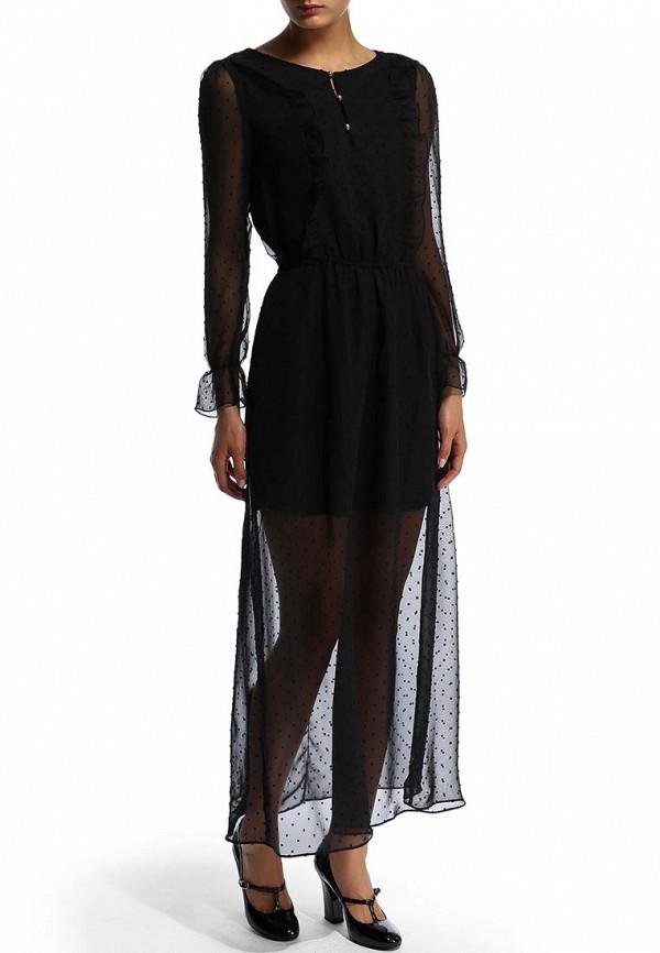 Платье-макси AngelEye London J09764: изображение 6