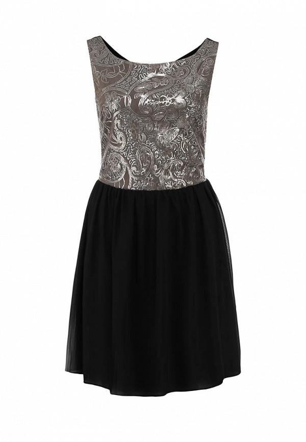 Платье-мини AngelEye London J09777: изображение 2