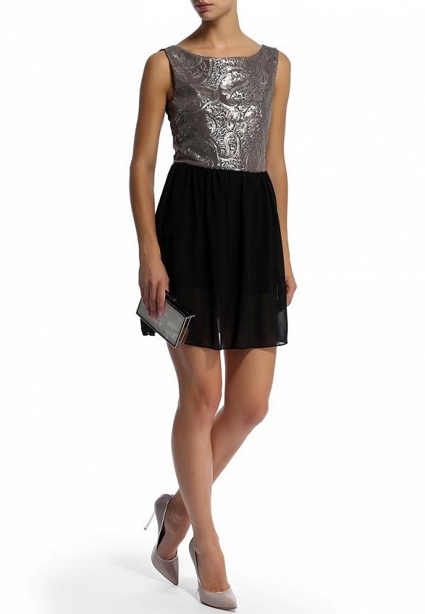 Платье-мини AngelEye London J09777: изображение 6
