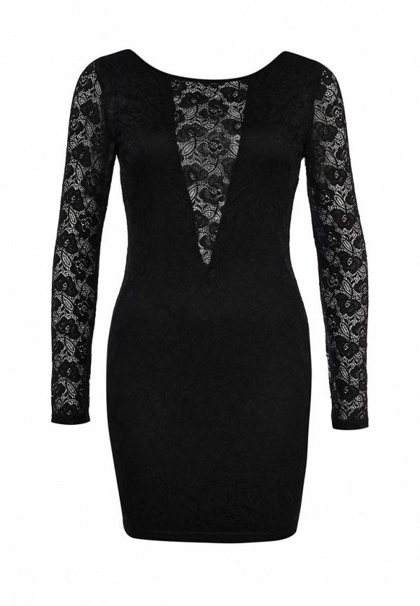 Платье-мини AngelEye London J09781: изображение 2