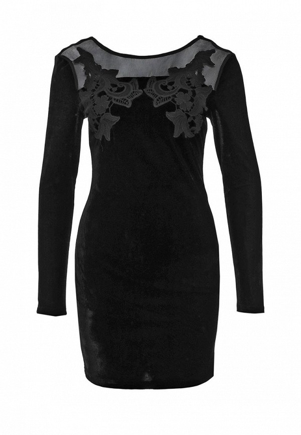 Платье-мини AngelEye London J09788: изображение 2
