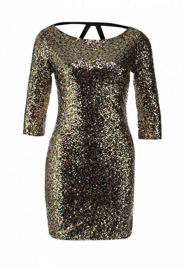 Платье-мини AngelEye London J010224: изображение 9
