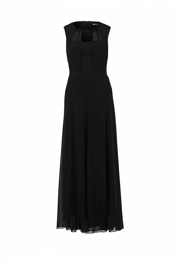 Платье-макси AngelEye London J09776: изображение 2