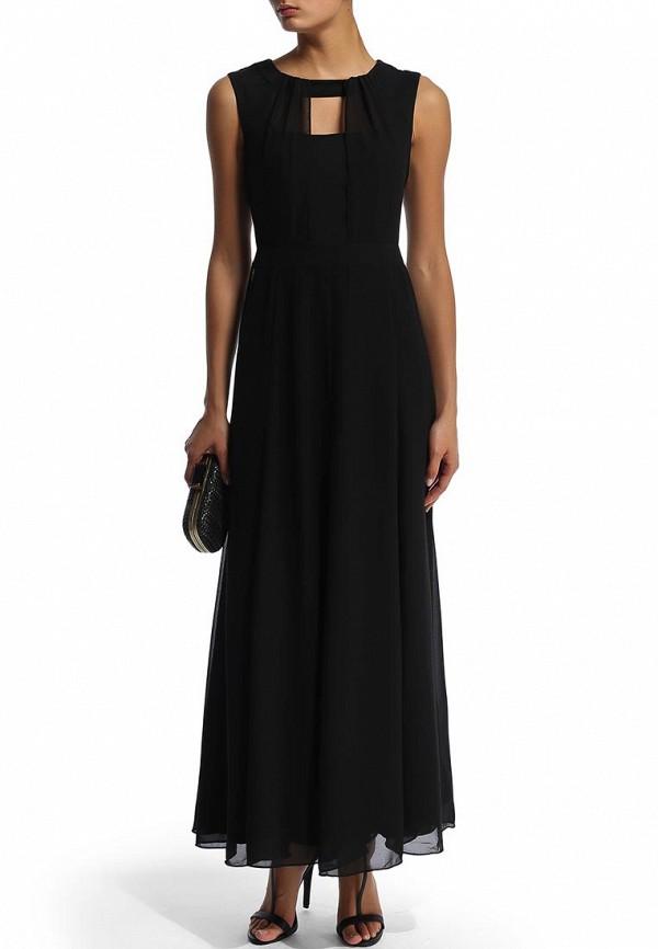 Платье-макси AngelEye London J09776: изображение 6