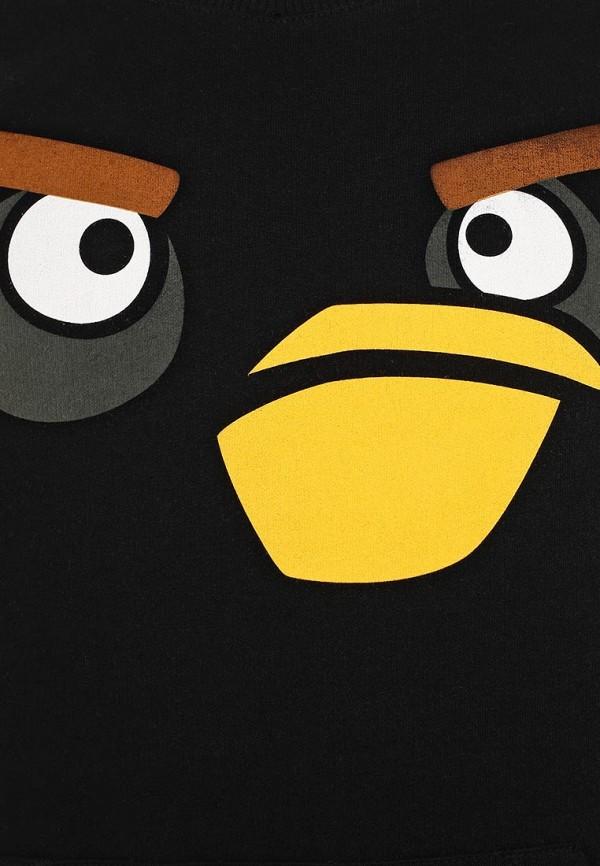 Свитер ANGRY BIRDS (Энгри Бёрдс) AB-SHB121-BLK: изображение 3