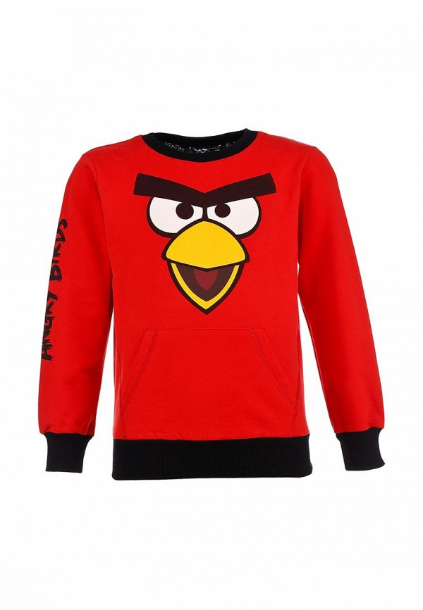Свитер ANGRY BIRDS (Энгри Бёрдс) AB-SHB122-RED: изображение 1