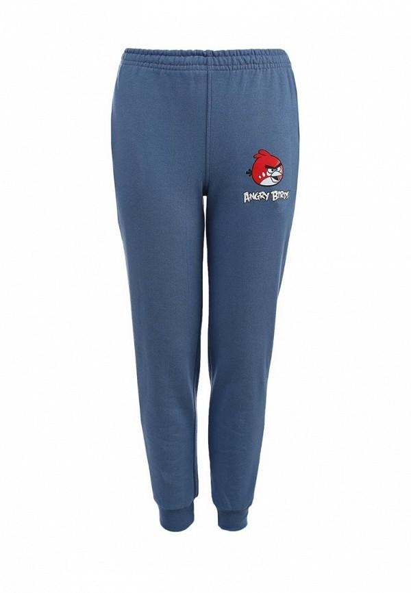 Спортивные брюки ANGRY BIRDS (Энгри Бёрдс) AB-BPP194-BLU: изображение 1
