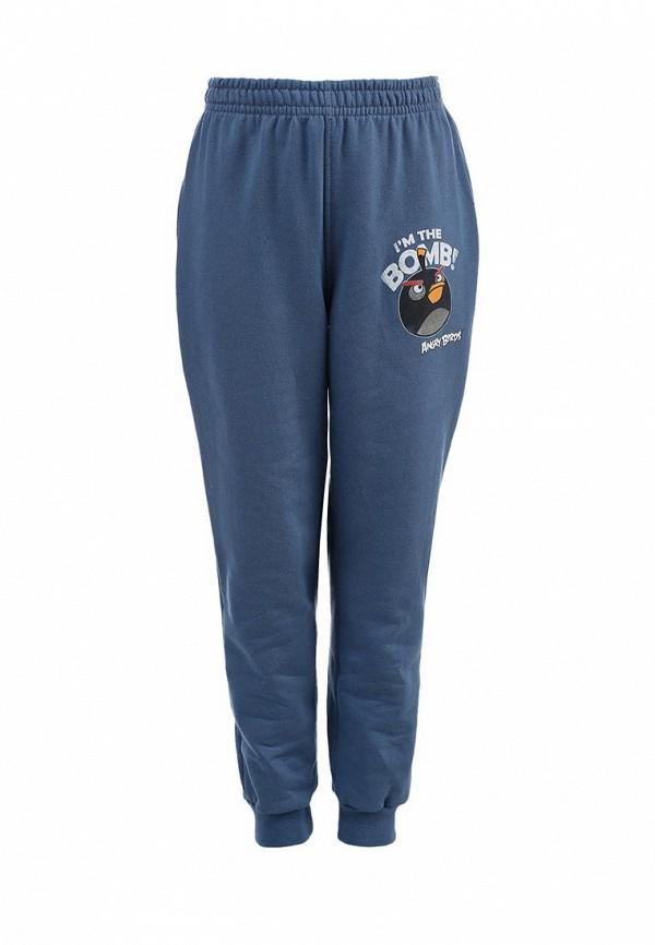 Спортивные брюки ANGRY BIRDS (Энгри Бёрдс) AB-BPP196-BLU: изображение 1