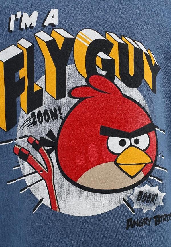 Толстовка ANGRY BIRDS (Энгри Бёрдс) AB-SHB191-BLU: изображение 4