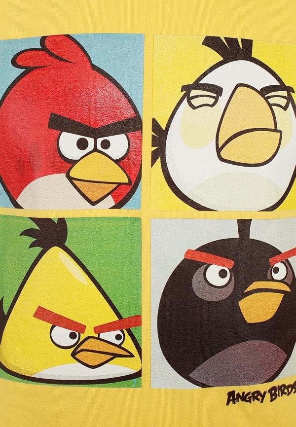 Футболка ANGRY BIRDS (Энгри Бёрдс) TSB83-YELL-AB: изображение 3