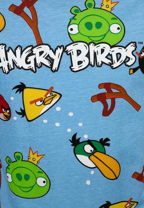 Футболка ANGRY BIRDS (Энгри Бёрдс) AB-24-BLU: изображение 3