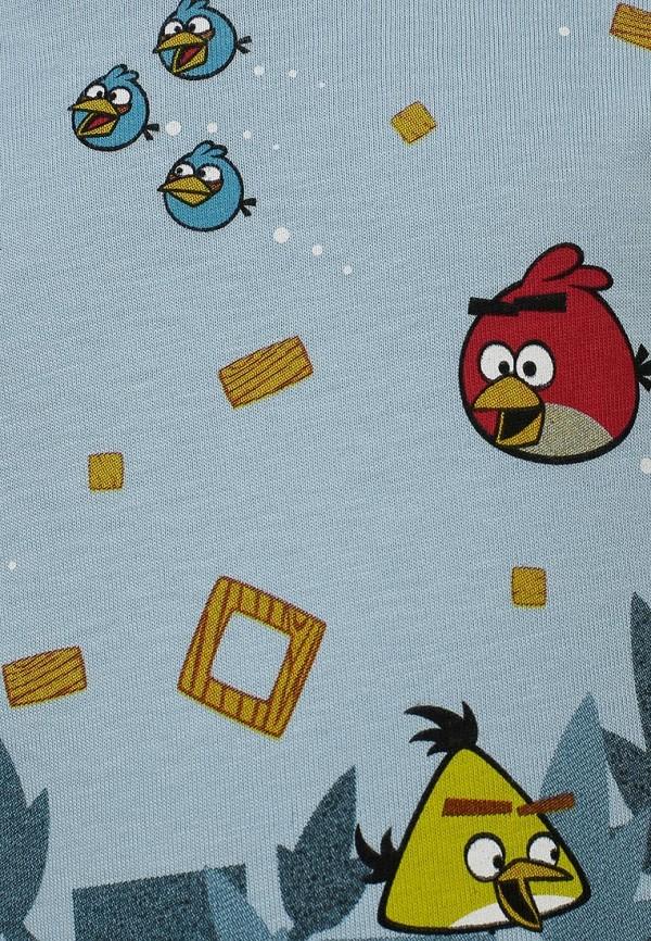 Футболка ANGRY BIRDS (Энгри Бёрдс) AB-02-BLU: изображение 3