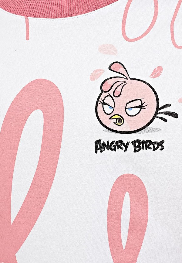 Свитер ANGRY BIRDS (Энгри Бёрдс) AB-SHG135-WHT: изображение 3