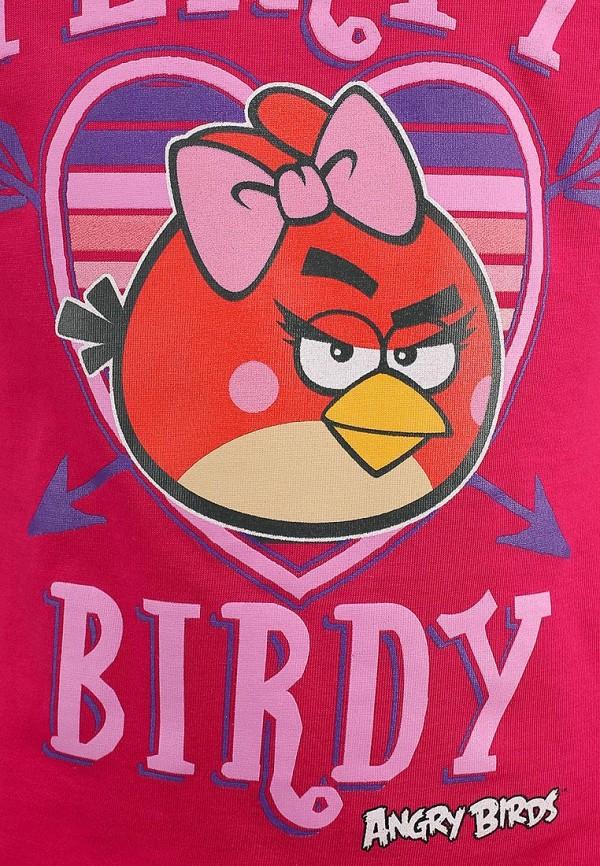 Футболка ANGRY BIRDS (Энгри Бёрдс) AB-SHG209-LIL: изображение 4